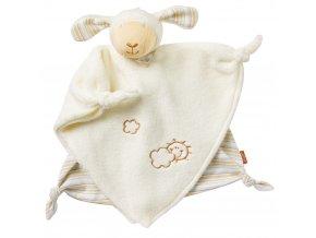 Baby Fehn BABYLOVE Muchláček deluxe ovečka