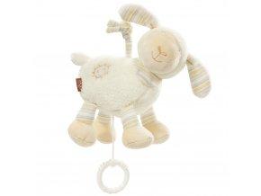 Baby Fehn BABYLOVE Hrací hračka ovečka