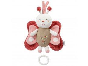 Baby Fehn GARDEN Hrací hračka motýlek