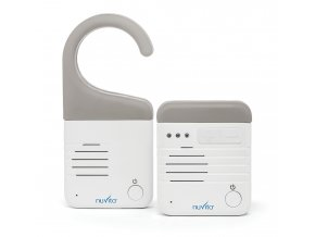 Nuvita Babymonitor - digital audio Quadryo grey