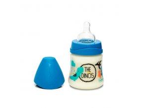 Suavinex láhev Kulatá savička silikon 150 ml