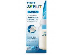 Láhev Anti-colic 330 ml, 1 ks