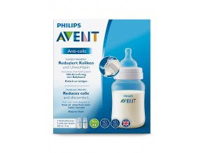 Philips Avent Láhev Anti-colic 260 ml 2 ks