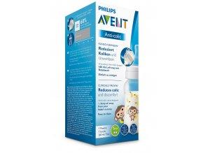 Philips AVENT Láhev Anti-colic 260 ml 1 ks