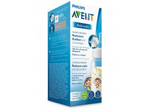 Philips Avent Láhev Anti-colic 260 ml 1 ks