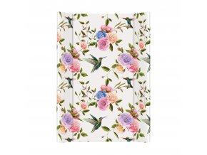 Ceba Přebalovací podložka měkká 70 cm Flora & Fauna Flores