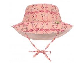 Lässig klobouček Sun Bucket Hat flamingo