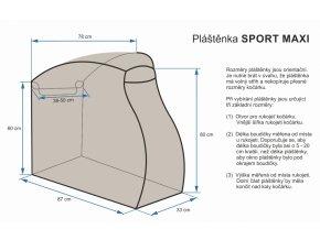 plastenka sport maxi