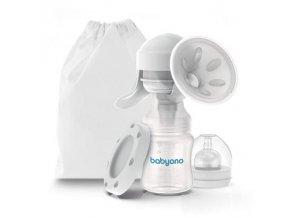 Baby Ono Odsávačka mateřského mléka manuální Anatomy