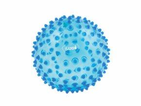 Senzorický míček modrý