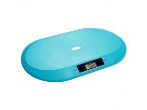 Baby Ono Váha elektronická pro děti do 20 kg modrá