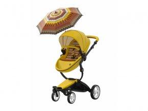 Mima Xari 3G - sedák s korbou Yellow