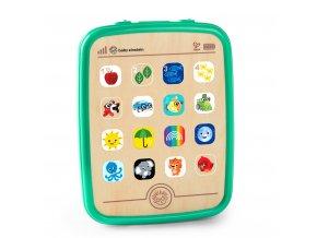 Baby Einstein Hračka dřevěná hudební tablet Magic Touch HAPE 6m+