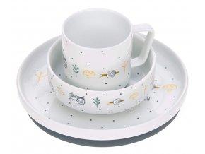 Lässig Dish Set Porcelain porcelánový set