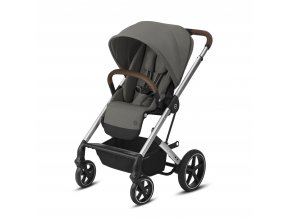 Cybex Balios S Lux SILVER 2020