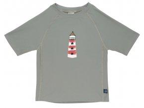 Lässig Short Sleeve Rashguard lighthouse