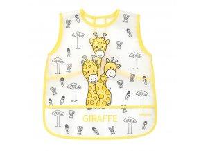 Baby Ono Bryndák omyvatelný Yellow  30x35 cm 12m+