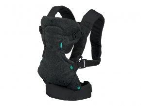 Infantino Nosítko Flip Advanced 4v1 Black