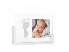 Baby Art Transparent Frame Crystal