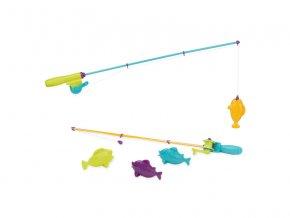 B-Toys Sada rybářských prutů s rybičkami