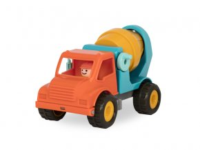 B-Toys Náklaďák míchačka Vroom
