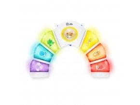 BABY EINSTEIN Aktivní svítící panel Glow & Discover Light Bar™ 3m+