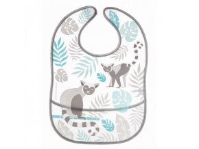 Canpol babies Bryndák s kapsou Jungle šedý
