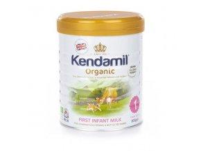 Kendamil Mléko 100% BIO / organické plnotučné 1 kojenecké 800g Kendama
