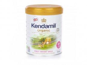 Kendamil Kendamil Mléko 100% BIO / organické plnotučné 1 kojenecké nová receptura 800g