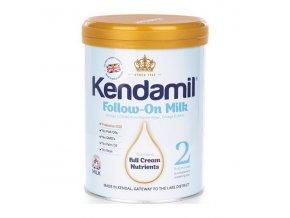 Kendamil Mléko kojenecké 2 pokračovací nová receptura 900g