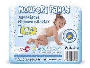 MonPeri kalhotky Pants L