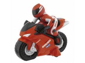 Hračka motorka Ducati na dálkové ovládání
