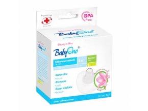 Baby Ono Silikonová ochrana prsních bradavek M