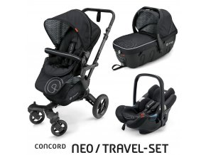 Concord Travel Set Neo Air+Sleeper 2016