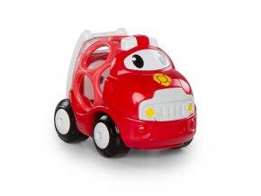 Oball Go Grippers autíčko hasičské Sam 18m+