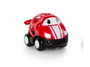 Oball Go Grippers autíčko závodní Jack červené 18m+