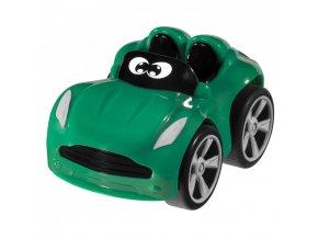 Hračka autíčko Turbo Team Willy - zelené