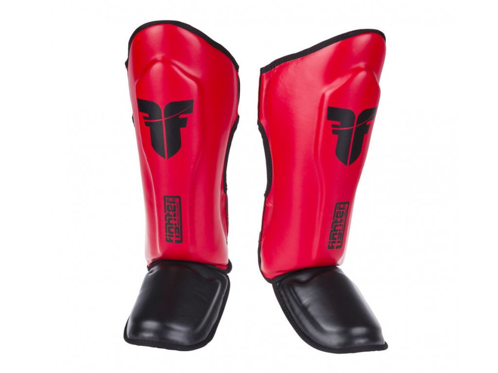 FIGHTER THAI CLASSIC červená-černá