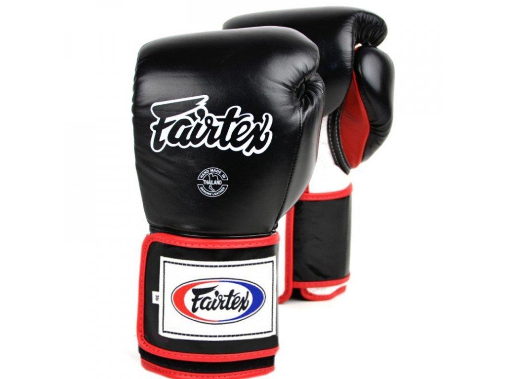 765 7 boxerske rukavice fairtex bgv5 super sparring cerna barva