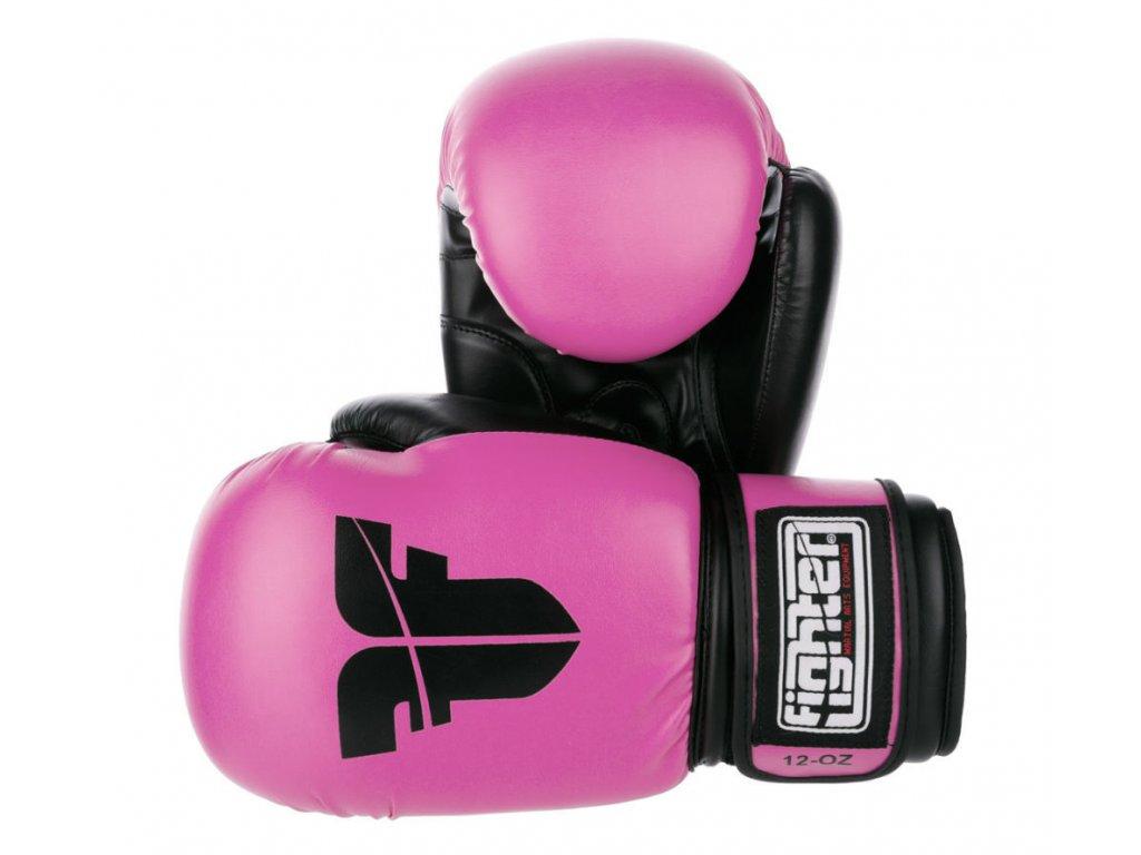 FIGHTER BASIC baby růžová