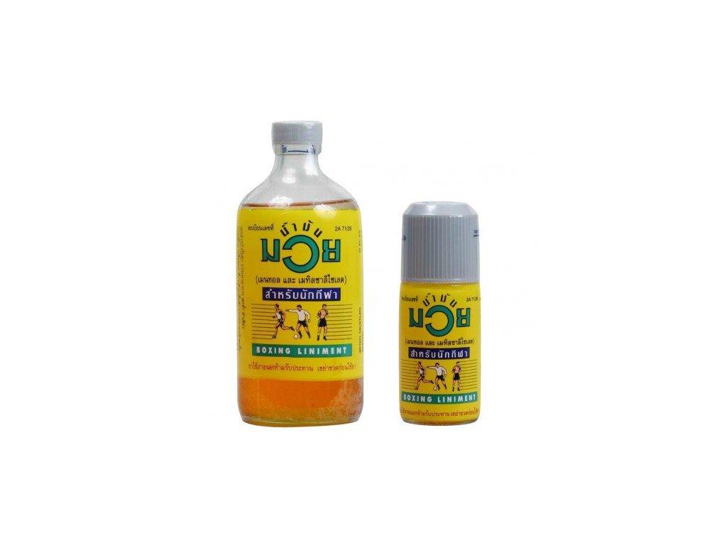 thajsky olej 120 ml