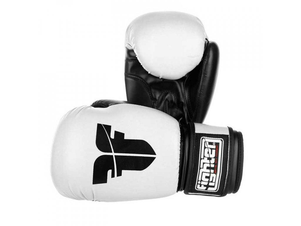 FIGHTER BASIC bílá