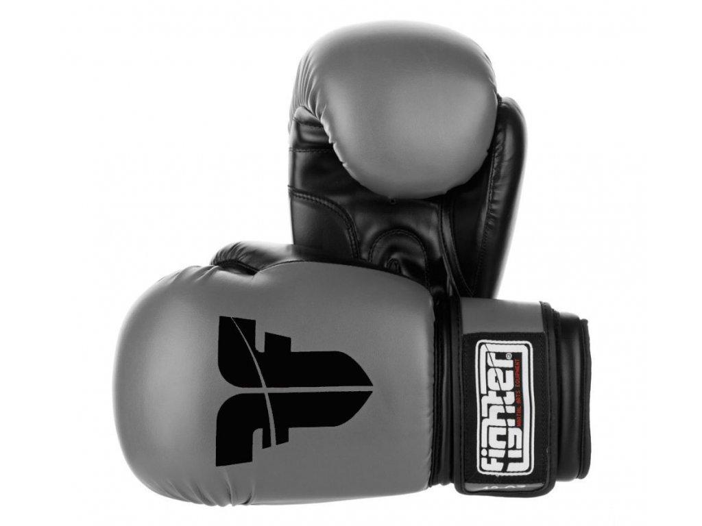 FIGHTER BASIC šedá