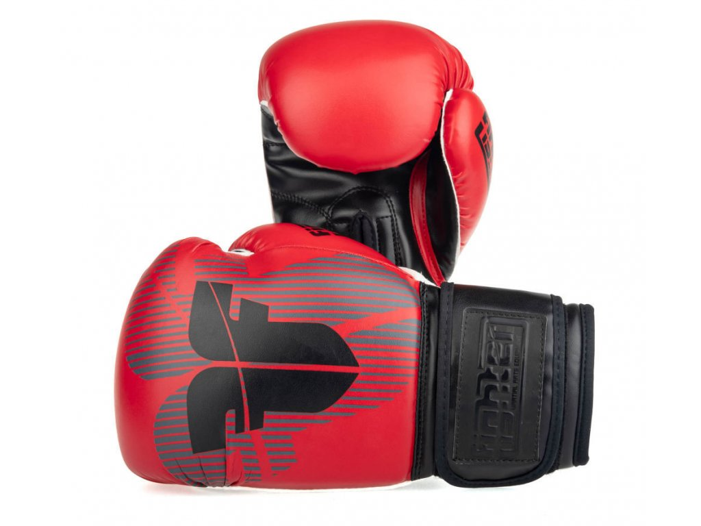 FIGHTER SPEED červená-černá