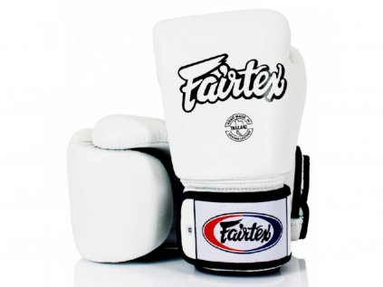 675 5 boxerske rukavice fairtex bgv1 bila barva
