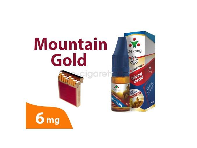 DekangEU liquid MountainGold 10ml 6mg