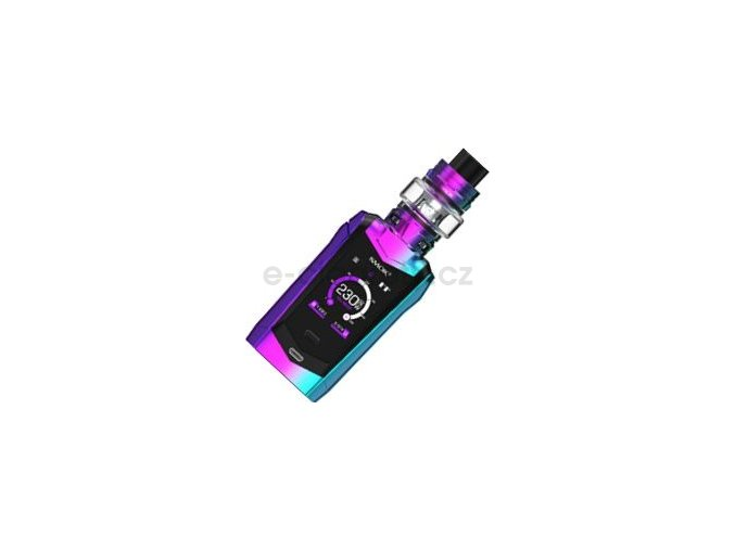 Smoktech Species TC230W Grip Full Kit 7Color Černá