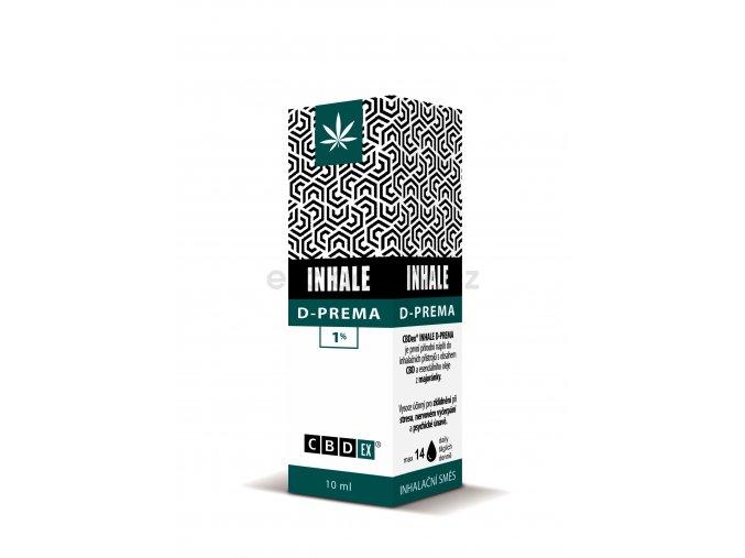 Inhale d prema 3D 10 ml