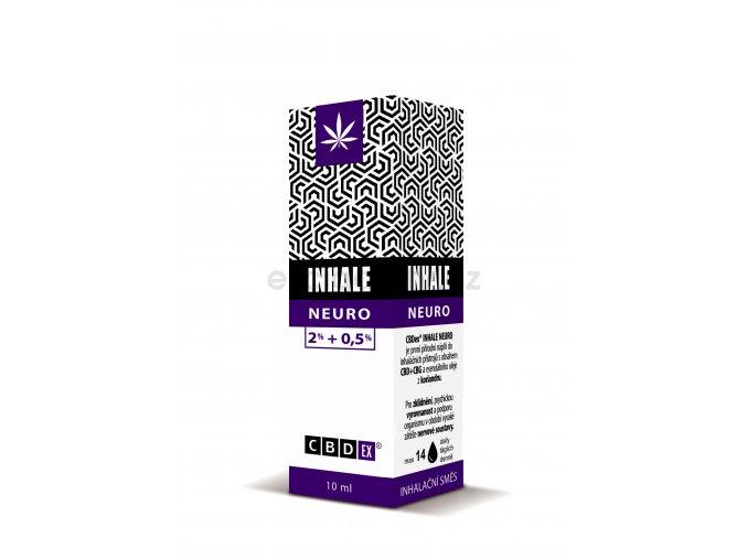 Inhale neuro 3D 10 ml