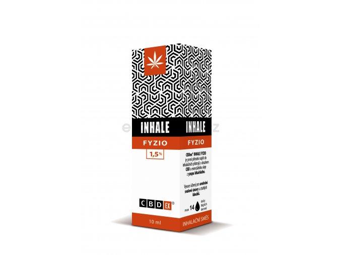 Inhale fyzio 3D 10 ml